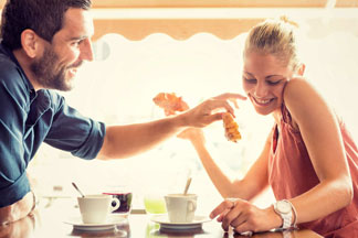 flirting signs he likes you images love for a