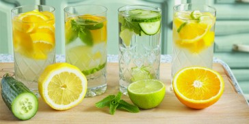 The Laziest Ways To Lose Weight: Two Easy Fat Burning Drink Recipes