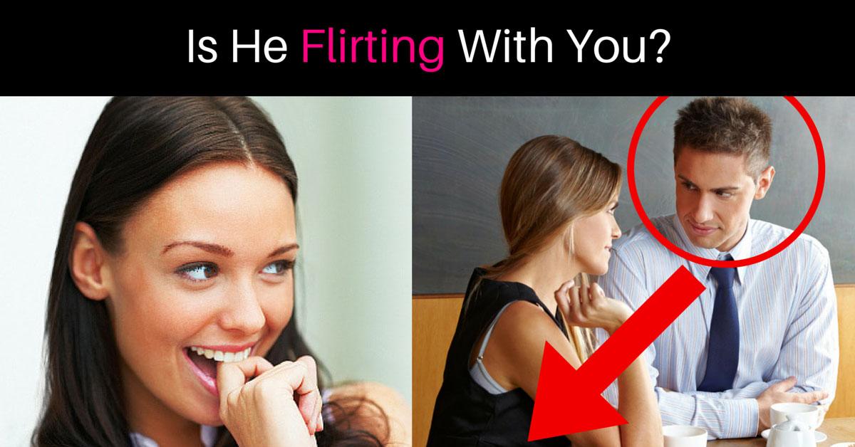 flirting test
