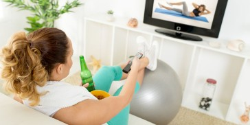 The Laziest 11 Ways To Burn More Calories