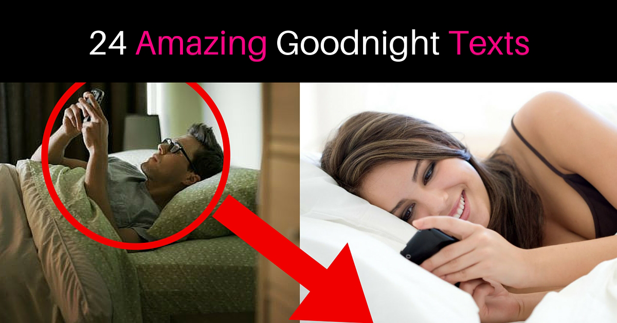 24 Amazing Goodnight T...